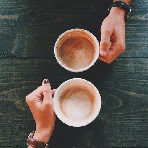 """""""cafeaua"""" la primele intâlniri"""